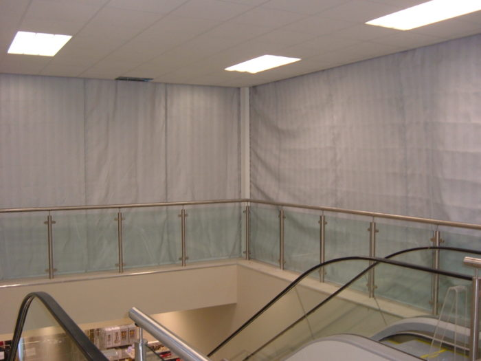 Everything You Could Want To Know About Automatic Fire Curtains